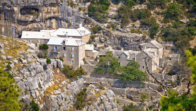 Blaca Monastery, mooie wandeling naar UNESCO klooster op het Kroatische eiland Brac - Reislegende.nl