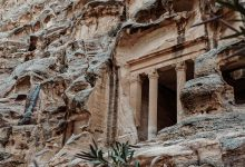 Photo of Little Petra (Siq al-Barid), hidden gem in Jordanië