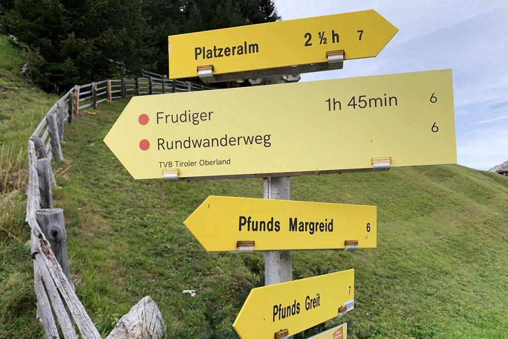 Wandelingen in Pfundser Tschey, één van de mooiste valleien van Oostenrijk - Reislegende.nl