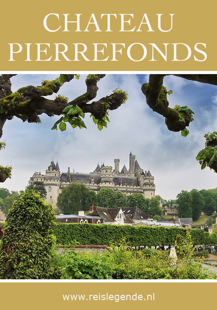 Sprookjesachtig: kasteel van Pierrefonds in noorden van Frankrijk - Reislegende.nl