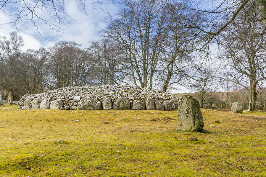 Clava Cairns - Outlander filmlocaties - Reislegende.nl