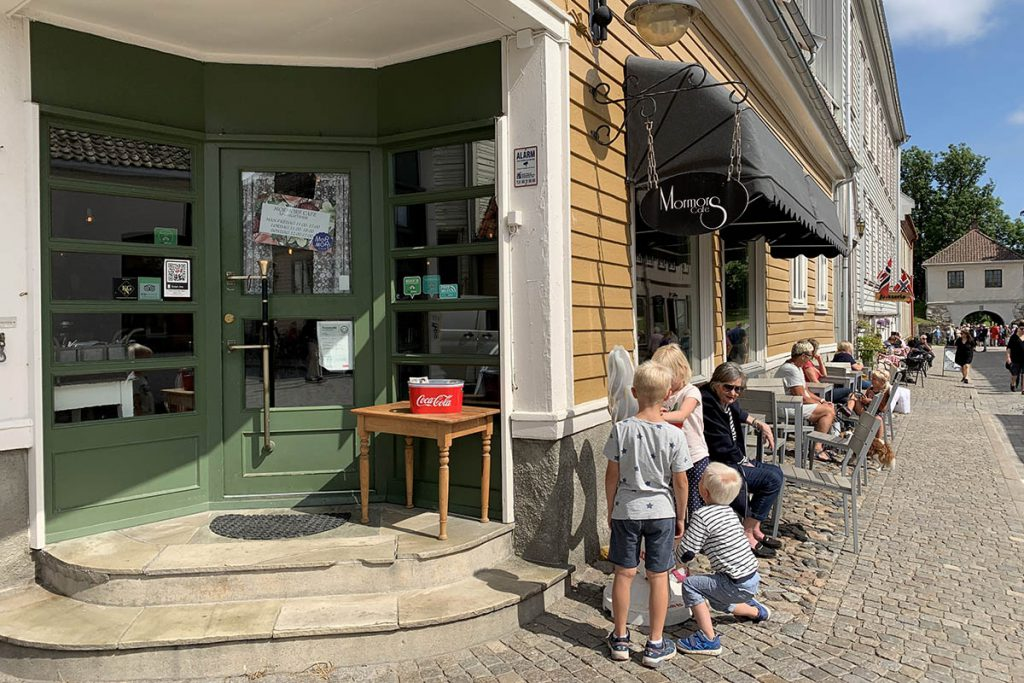 Mormors Cafe Fredrikstad restaurant tip - Reislegende.nl