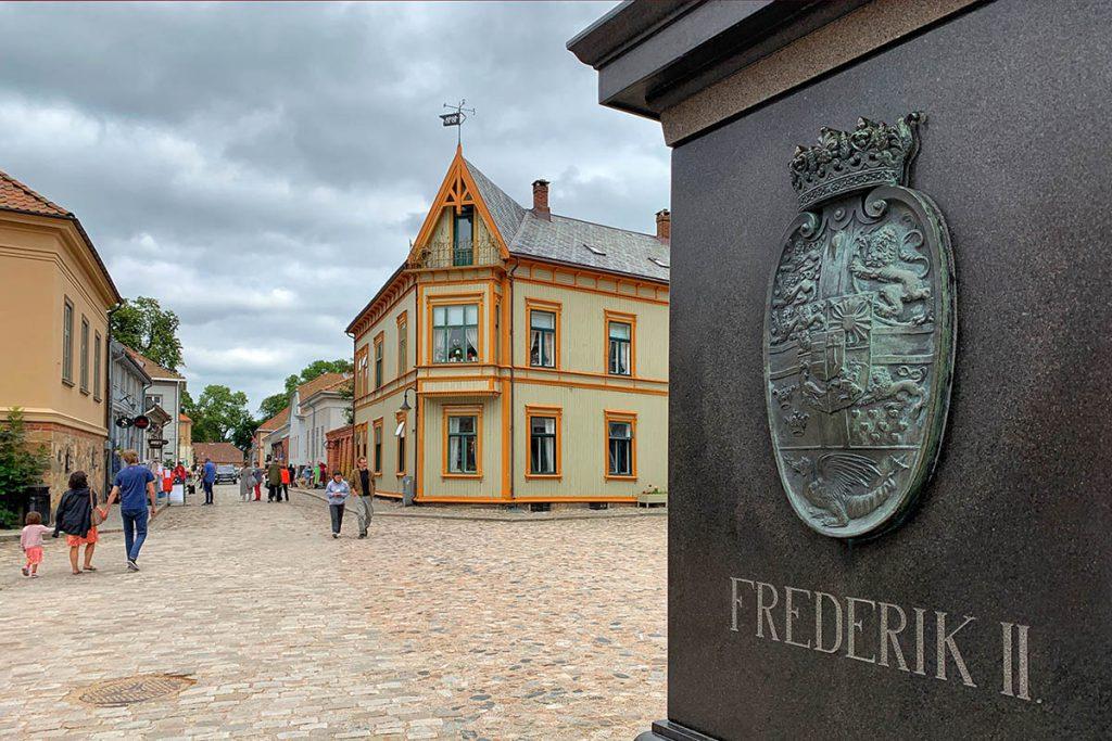 Een kijkje in het historische Fredrikstad, Noorwegen - Reislegende.nl