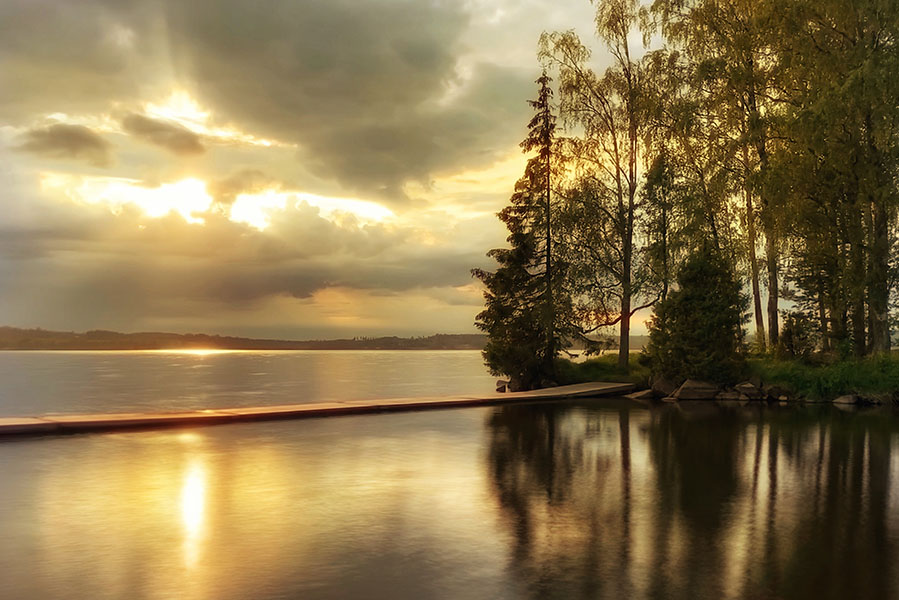 Värmland: rust, bomen en water in Zweden - Reislegende.nl