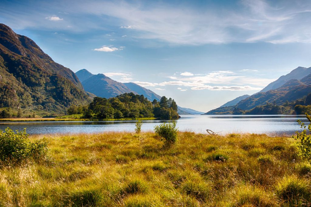 Loch Shiel, Harry Potter filmlocaties in Schotland - Reislegende.nl
