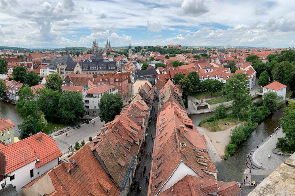 13 bezienswaardigheden in Erfurt - Reislegende.nl