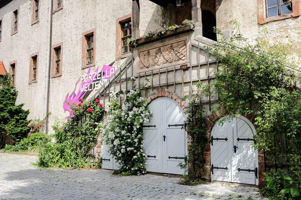 Kasteel Leuchtenburg in Thüringen - Reislegende.nl