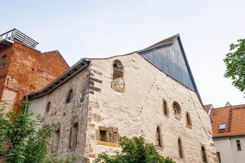 Oude Joodse Synagoge - 13 bezienswaardigheden in Erfurt - Reislegende.nl