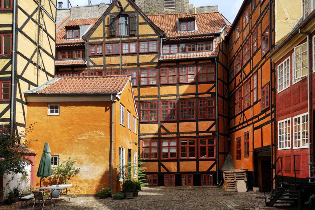 Skindergade - Stedentrip Kopenhagen: 16 bezienswaardigheden en tips - Reislegende.nl