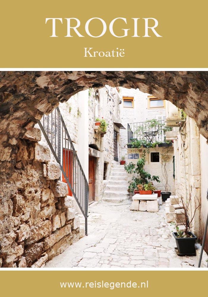 Trogir: Romeinse, Griekse en Venetiaanse invloeden op één eiland - Reislegende.nl