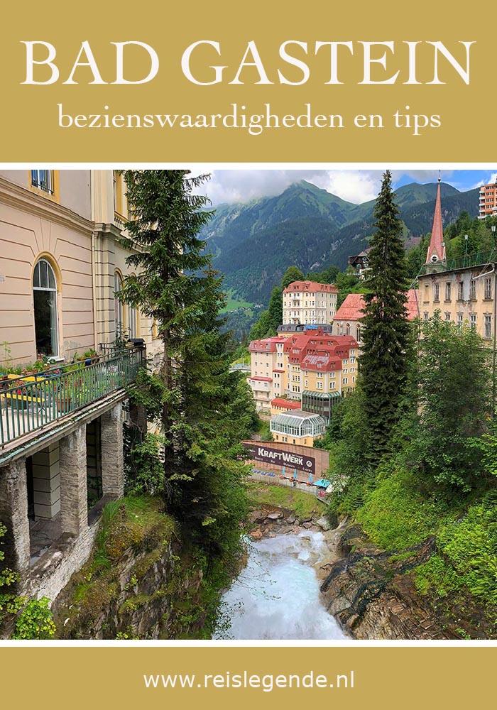 Zomer in Bad Gastein, 20 bezienswaardigheden en tips - Reislegende.nl