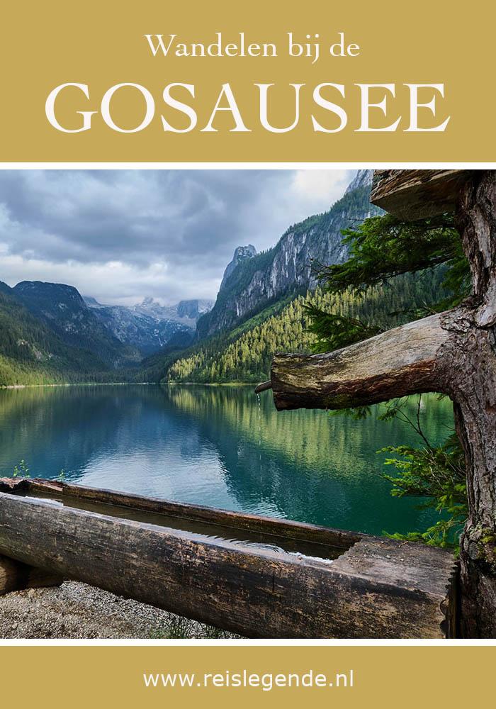 Gosausee, sprookjesachtige plek in Oberösterreich - Reislegende.nl