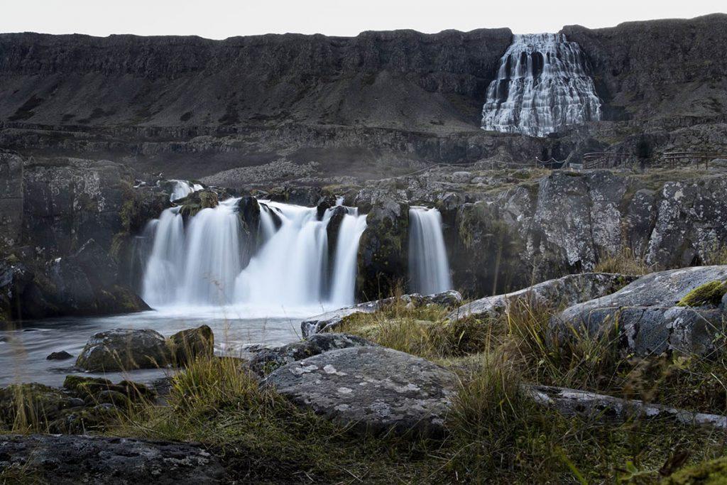 Dynjandi (Fjallfoss), mooiste waterval in de Westfjorden van IJsland - Reislegende.nl