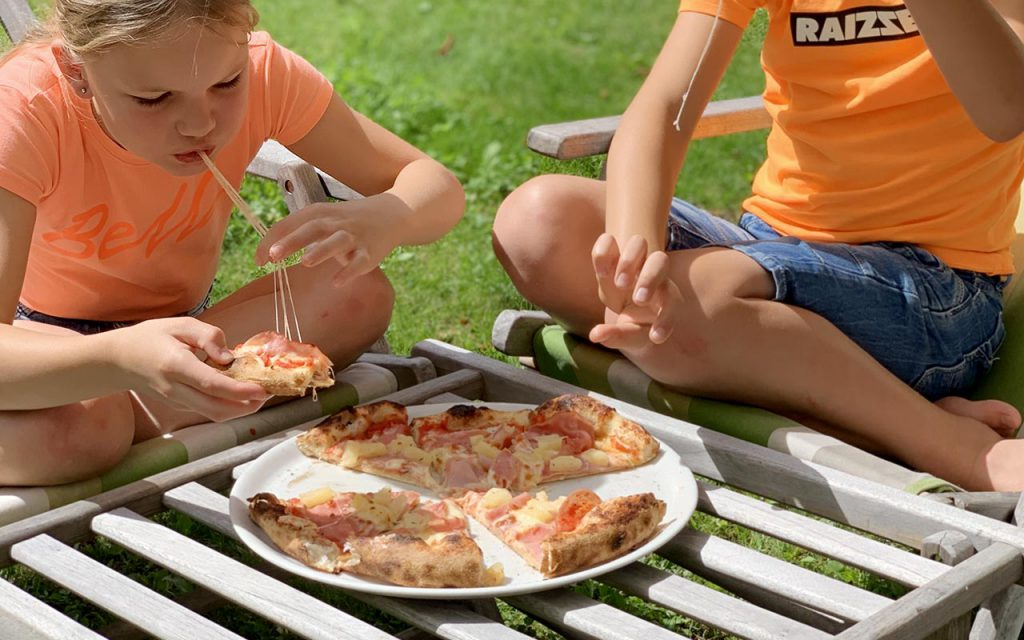Gastein Alm, lekkerste pizza van Gastein - Reislegende.nl