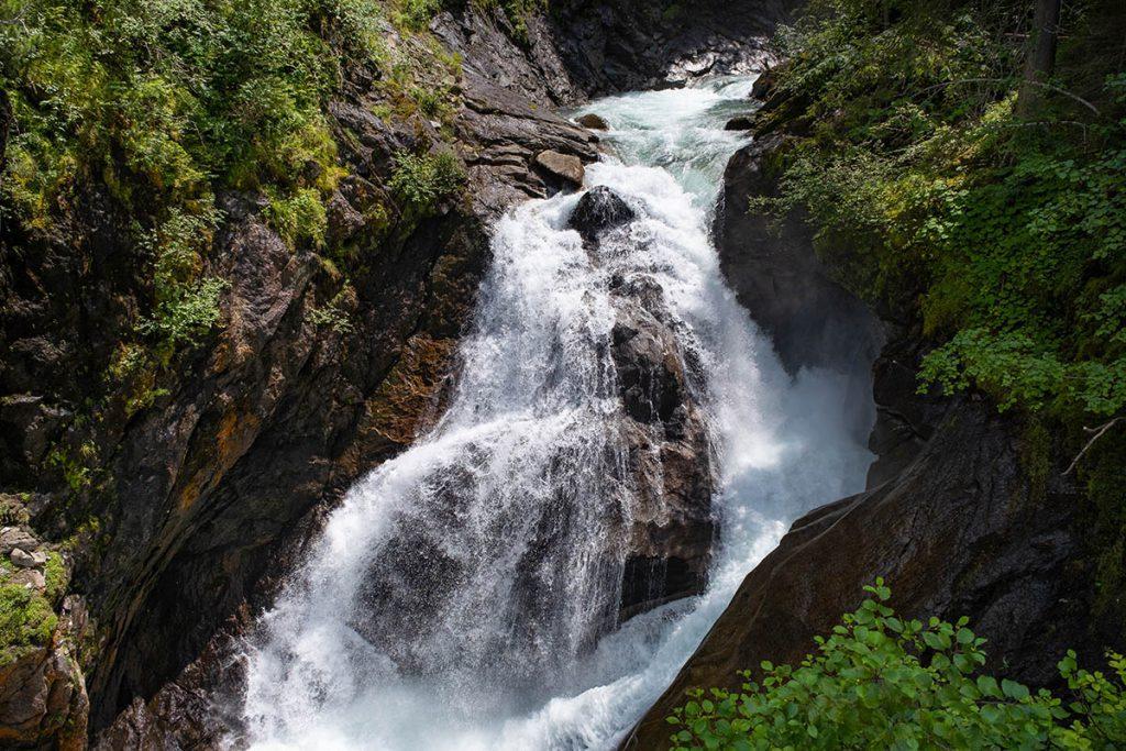Krimml watervallen, grootste waterval van Oostenrijk - Reislegende.nl