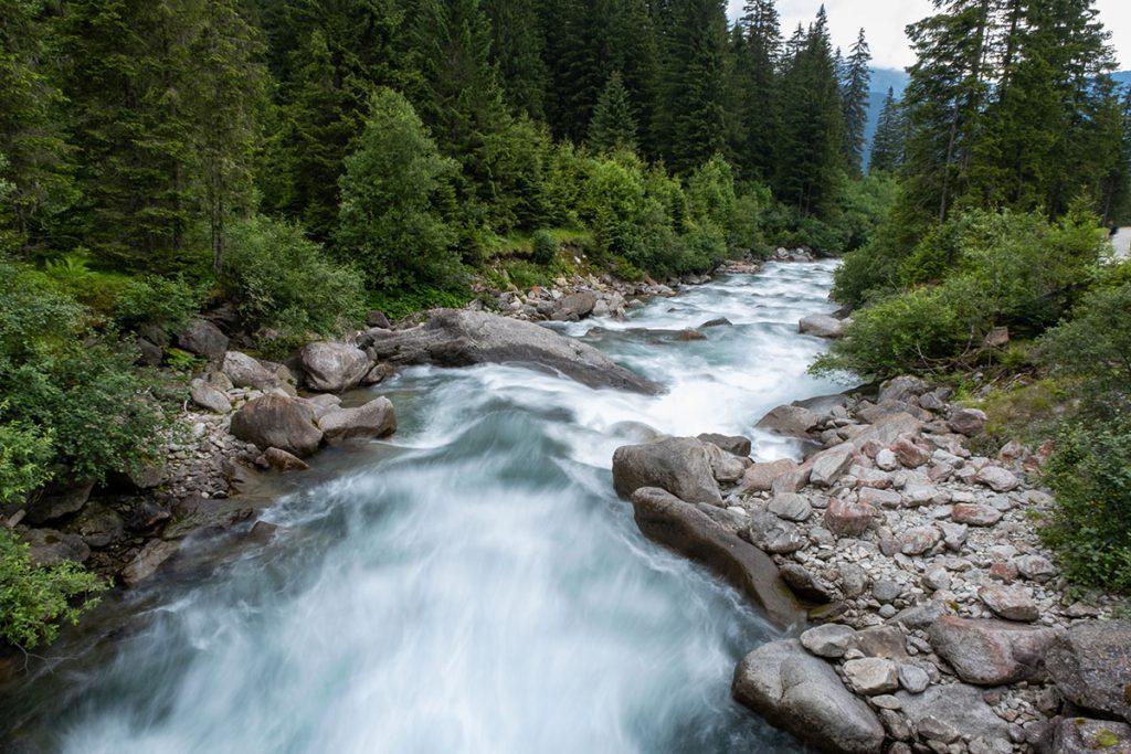 Schönangerl - Krimmler Wasserfälle, grootste waterval van Oostenrijk - Reislegende.nl