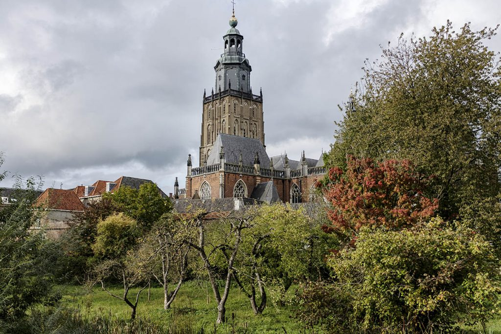 Walburgiskerk - 23 tips en bezienswaardigheden in Zutphen - Reislegende.nl