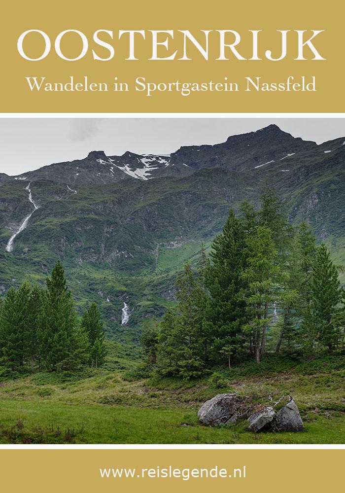 Wandelen in Sportgastein Nassfeld, verborgen juweeltje in Gastein - Reislegende.nl