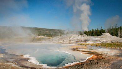 Yellowstone NP: 10x wat je niet mag missen - Upper Geyser Basin - Reislegende.nl