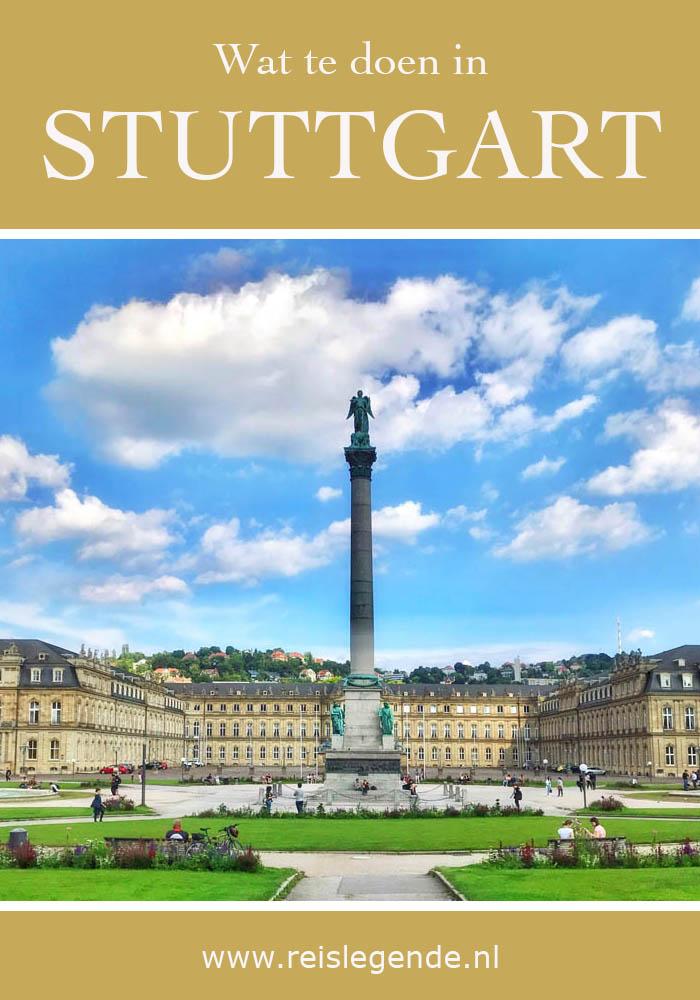 Leuke steden in Duitsland: stedentrip Stuttgart, leuke steden in Duitsland - Reislegende.nl