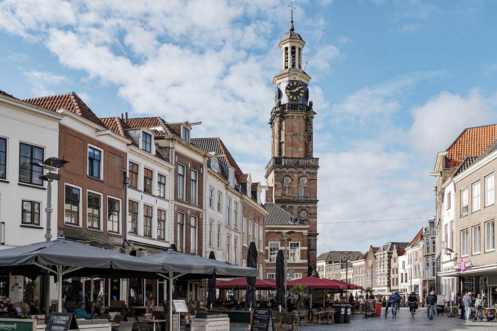 Wijnhuistoren - 23 tips en bezienswaardigheden in Zutphen - Reislegende.nl