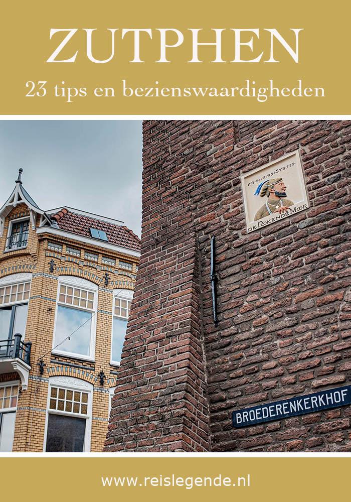 Wat doen in Zutphen - 23 tips en bezienswaardigheden in Zutphen - Reislegende.nl