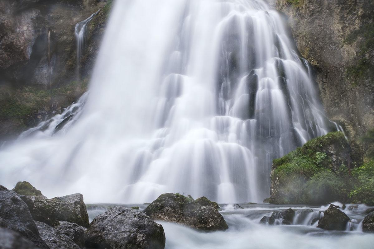 Gollinger waterval - 4 indrukwekkende watervallen in Oostenrijk - Reislegende.nl