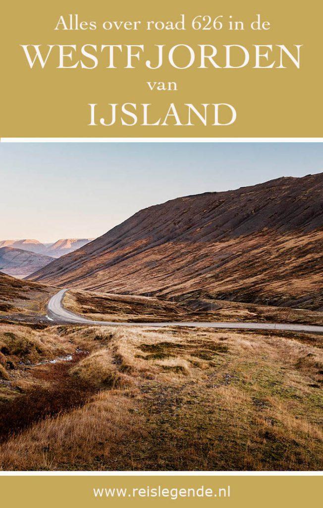 Road 626 in IJsland: bergpas in de Westfjorden die je niet mag missen - Reislegende.nl