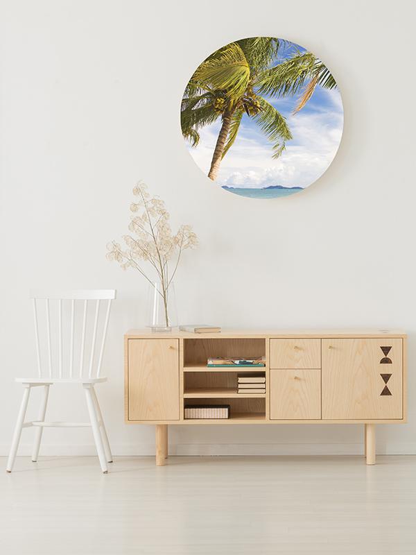 Wuivende palmbomen forex ronde print - Reislegende.nl