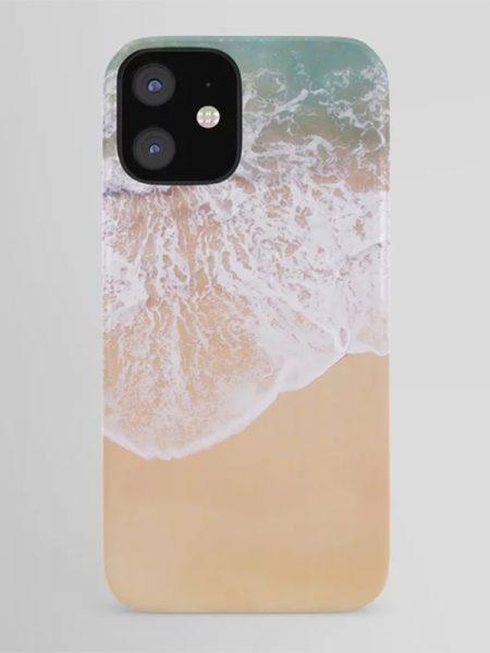 iPhone 12 case zand en zee - Reislegende.nl