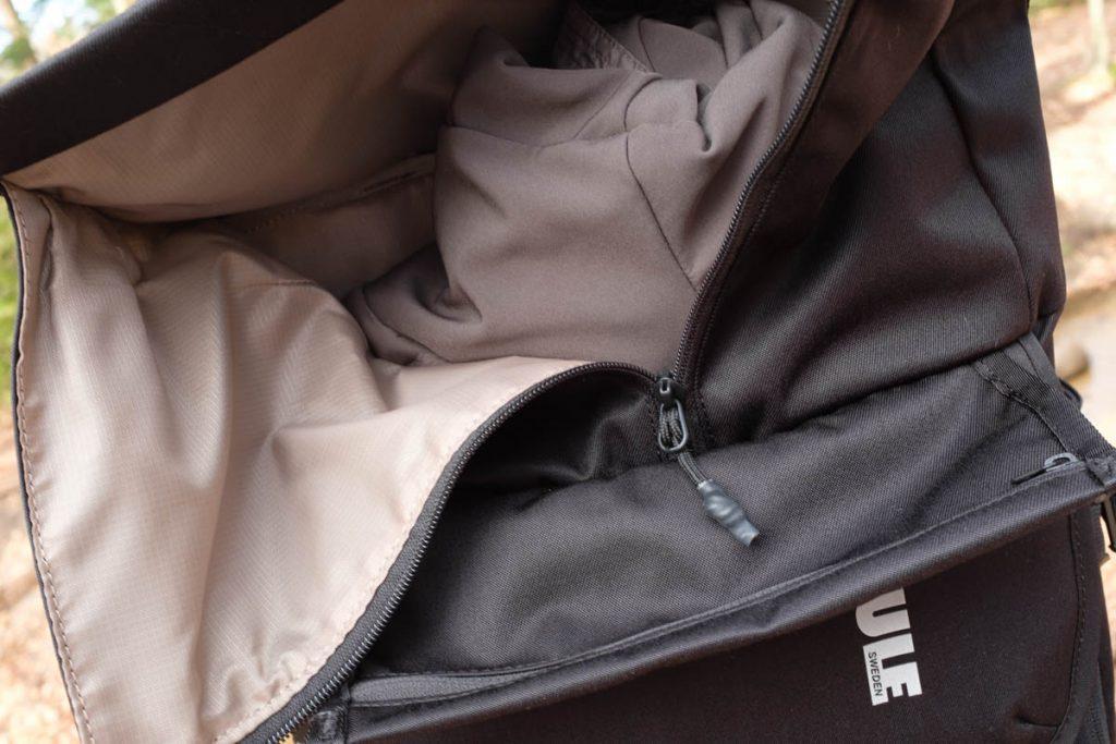 Thule Covert DSLR Backpack 32L REVIEW rolltop met rits - Reislegende.nl