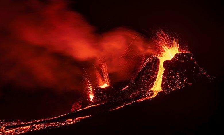 Vulkaanuitbarsting IJsland: Fagradalsfjall op Reykjanes - Reislegende.nl
