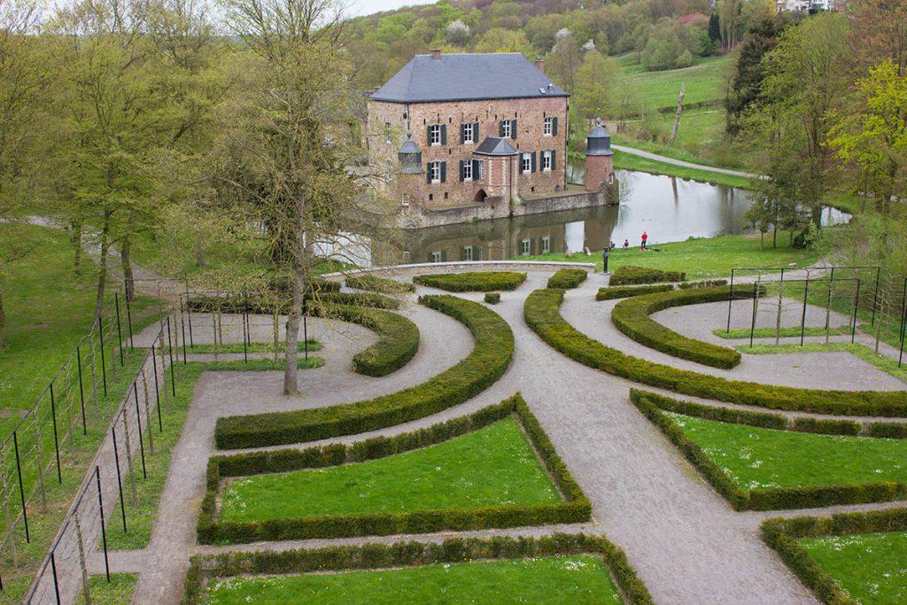Verraders kasteel: Erenstein - Reislegende.nl