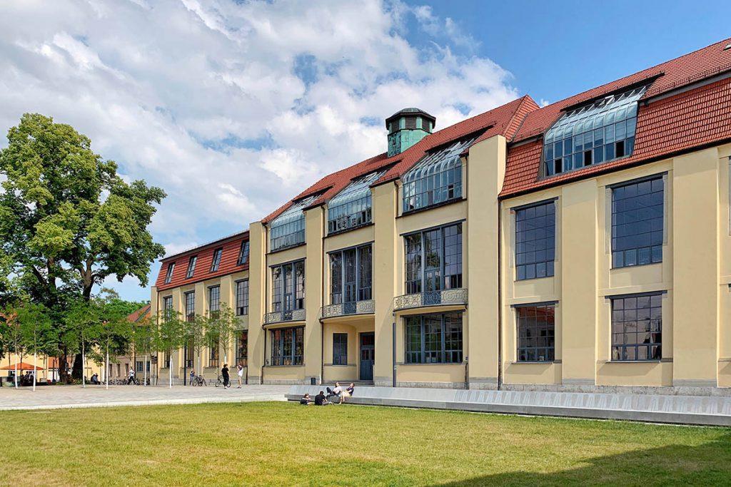 Bauhaus-Universiteit, Weimar bezienswaardigheden en tips in Thüringen - Reislegende.nl