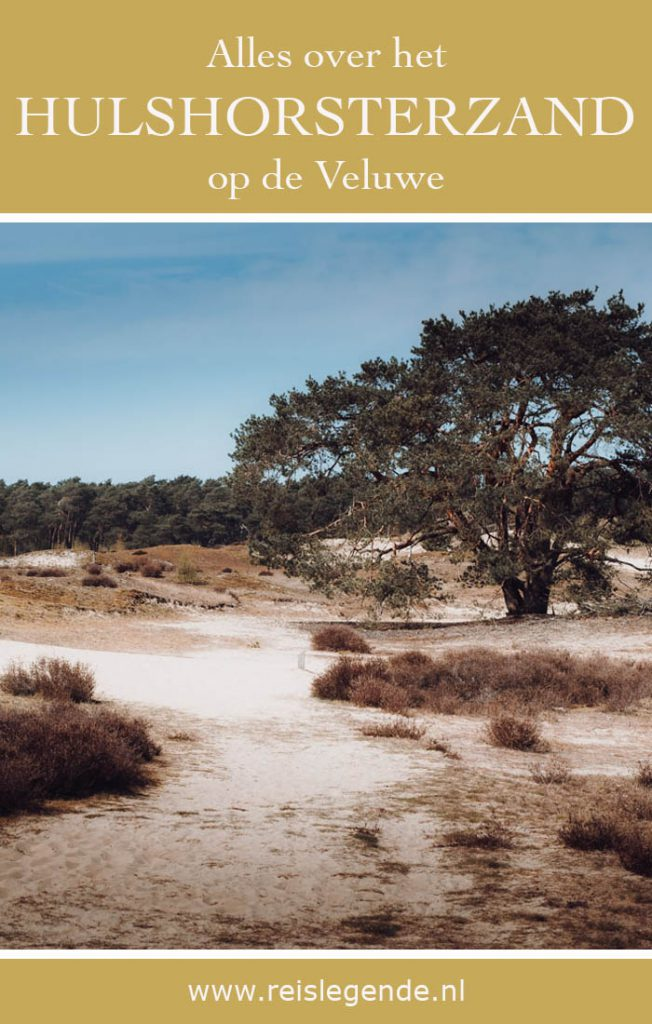 Hulshorsterzand, prachtig gebied voor een korte of lange wandeling - Reislegende.nl