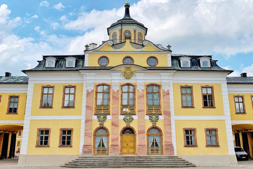 Slot Belvedere, Weimar bezienswaardigheden en tips in Thüringen - Reislegende.nl