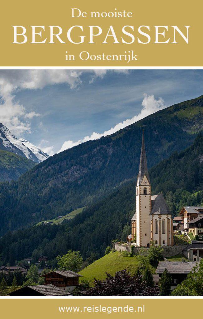 Mooiste bergpassen in Oostenrijk - Reislegende.nl