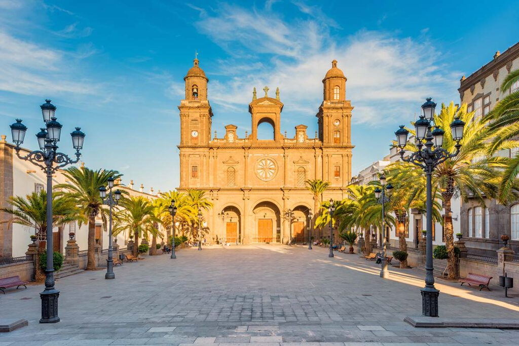 Las Palmas - De leukste hotspots voor een vakantie op de Canarische Eilanden - Reislegende.nl