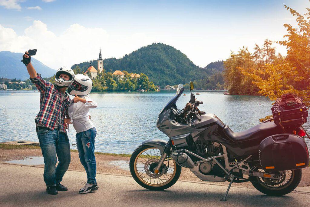 Met de motor op vakantie, tips en voordelen van reizen op twee wielen - Reislegende.nl