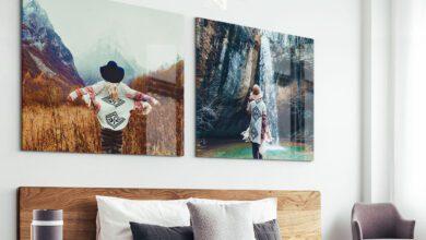 Vakantieherinneringen op canvas laten printen - Reislegende.nl