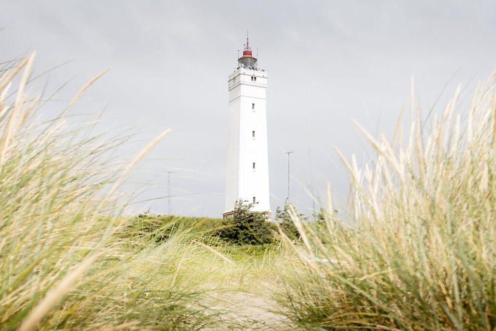 Blavand Fyr - Route langs vuurtorens aan de westkust van Denemarken - Reislegende.nl