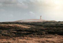 Rubjerg Knude - Route langs vuurtorens aan de westkust van Denemarken - Reislegende.nl