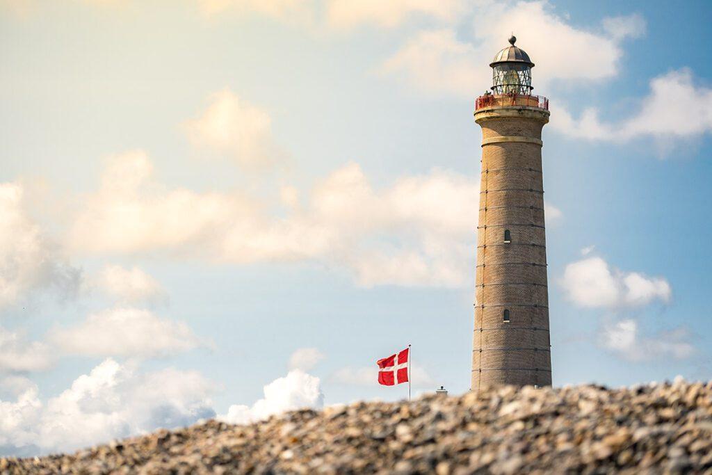 Skagen Fyr - Route langs vuurtorens aan de westkust van Denemarken - Reislegende.nl