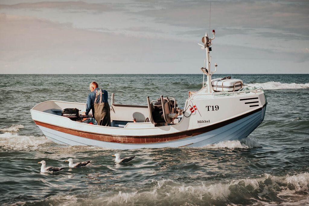 Stenbjerg vissers, Noord-Jutland bezienswaardigheden en tips in het noorden van Denemarken